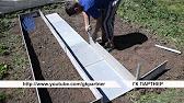Производство фиброцементных плит LATONIT - YouTube