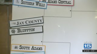 ACAC draw held in Decatur on 12/18/17