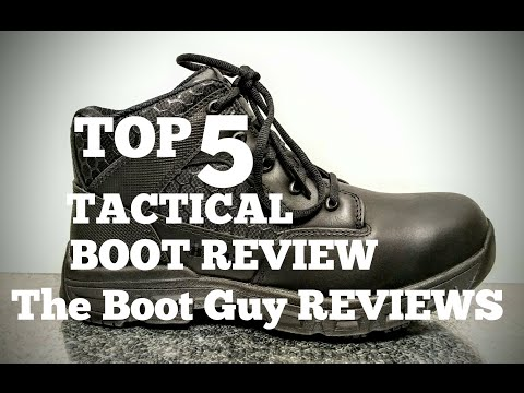 Top Five Tactical Boot Review The Boot Guy Review Danner