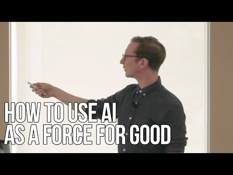 Technology & AI Keynote Speaker Jake Porway: Using AI as a Force for Good