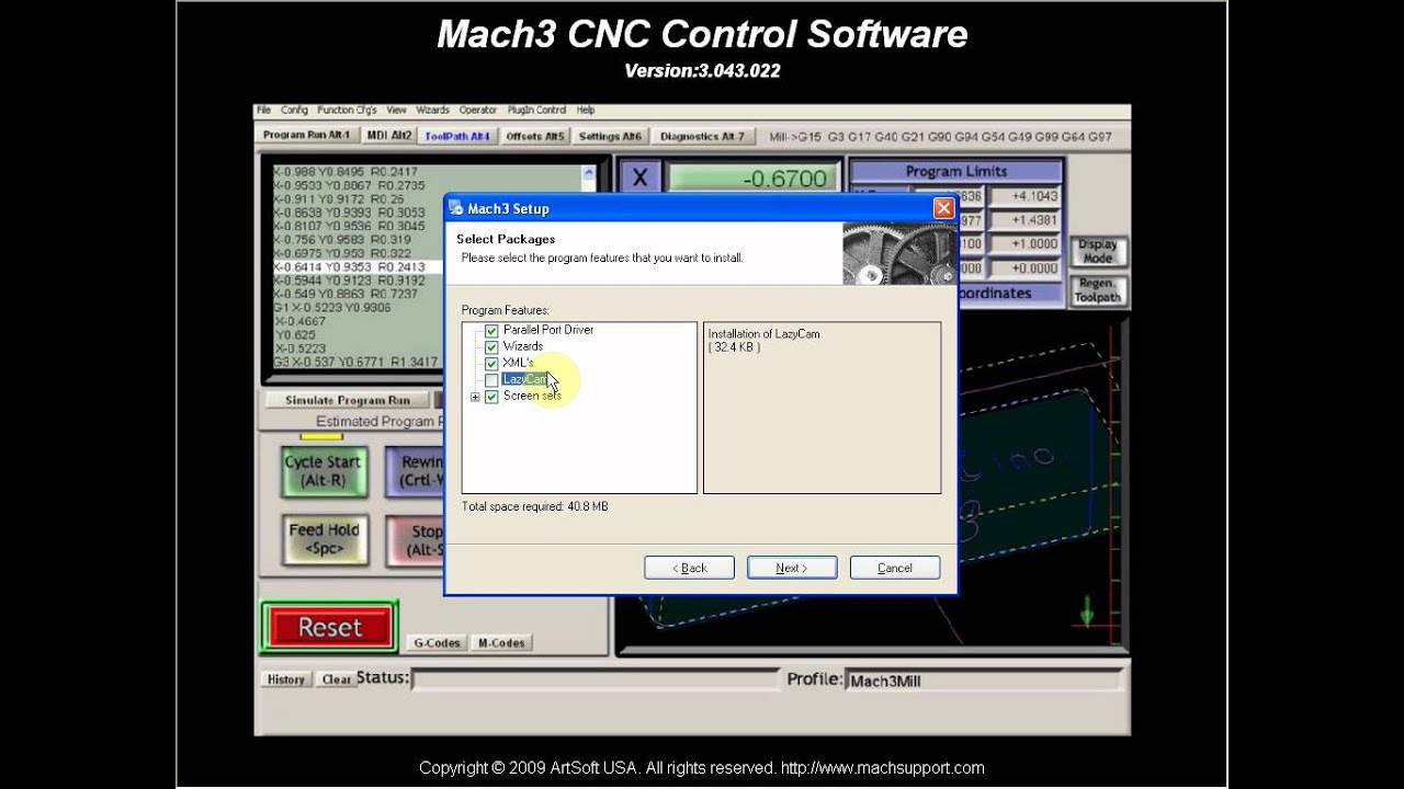 Mach3 cnc control software for windows 32 bit systems - Mach3 Cnc Control Software For Windows 32 Bit Systems 26