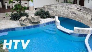 Hotel Quinta Maya en Flores, Guatemala