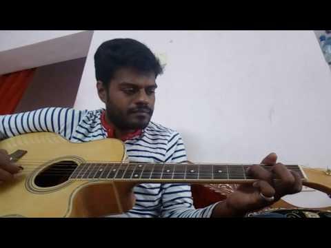 Mankatha Theme Music guitar leads & chords by aravind in HD