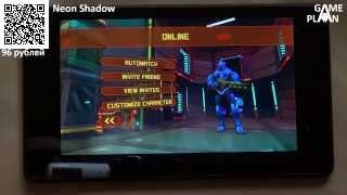 Neon Shadow - Игры для Android, смартфона, планшета