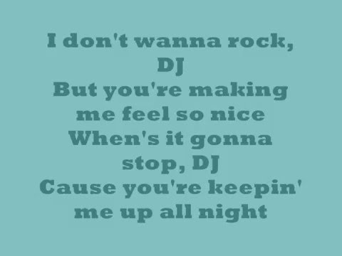 Robbie Williams-Rock Dj Lyrics HQ