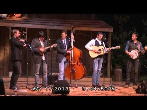 Bluegrass from the Forest - North Country 5-17-13 Shelton 5a/5
