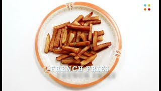 Health Challenge | French Fries Recipe | Episode 10 | Segment 3 | Quick & Easy Recipes
