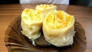 Ленивчики с капустой (затраты 25 рублей). Сытный ужин. Вкусный рецепт