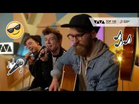 VIVA Top 100 mit den Lochis und Wincent Weiss | Folge vom 05.05.2017