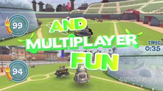 Planet 51 video game Chuck official [HD] launch trailer PlayStation 3 Xbox 360 Nintendo Wii and DS