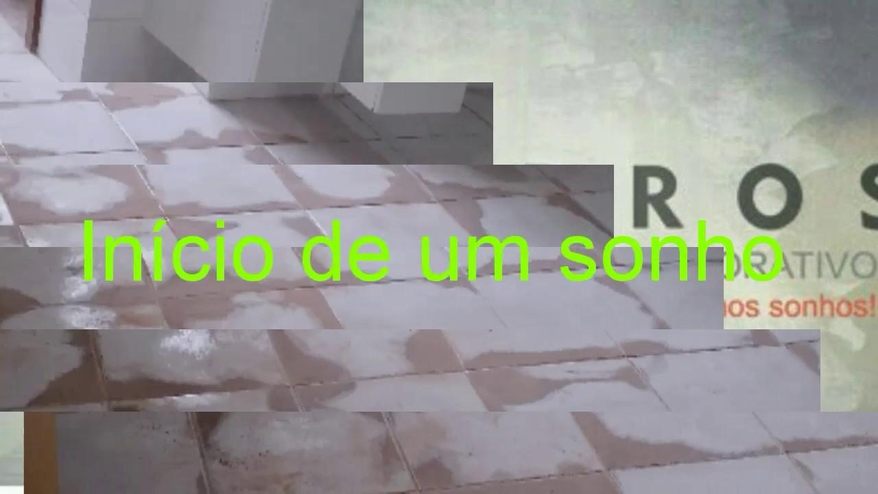 Porcelanato Liquido Em Vila Velha Youtube