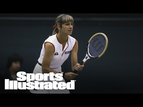 Tennis Icon Chris Evert: Players Are Not As Mentally Tough Today | SI NOW | Sports Illustrated