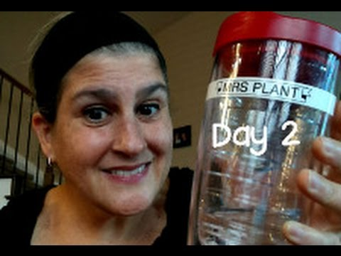 My Water Fasting Experience - Day 2 | Mrs. Plant