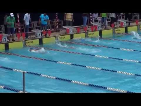 State Annual Swimming Competition at National Games Complex, Pune 14-06-2015