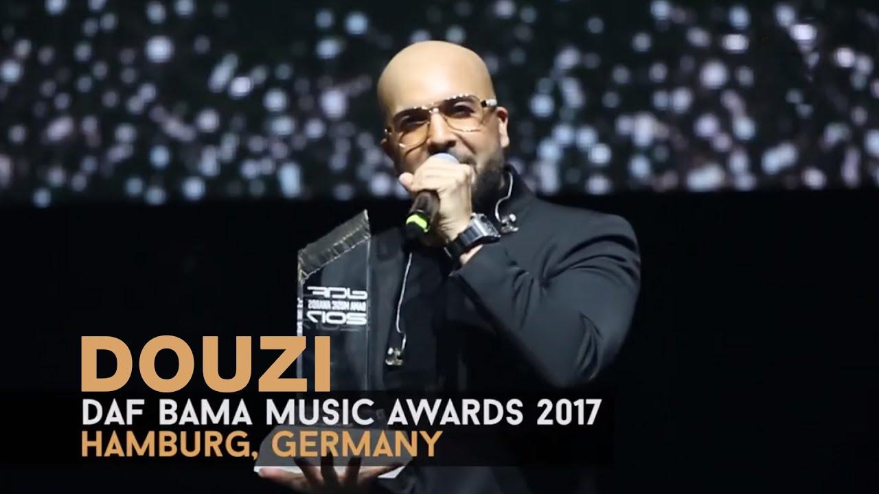Douzi - DAF BAMA MUSIC AWARDS HAMBURG GERMANY | 2017 | الدوزي