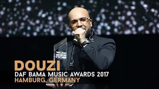 Douzi - DAF BAMA MUSIC AWARDS HAMBURG GERMANY | 2017 | الدوزي