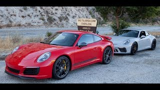 2018 Porsche 911 GT3 Touring & Carrera T - (Two Takes)