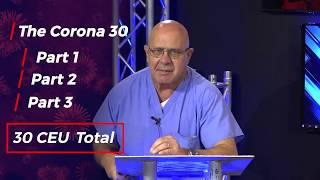 CORONA 30 Perfusion Education Webinars (30 CEUs Cat. 1 available April 27-May 15, 2020)