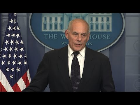 Kelly: Niger Probe Doesn't Signal Wrongdoing