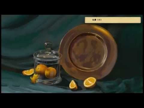 【じっくり絵心教室】応用コース ミニレッスン1-2「銅とガラス」(Art Academy Copper Plate)