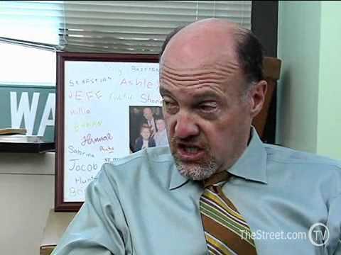 Cramer on Stocks vs. Mutual Funds
