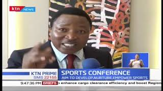Sports stakeholders to develop sports empowerment structure