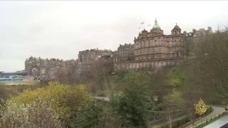 نزعة استقلال أسكتلندا عن بريطانيا تتصاعد