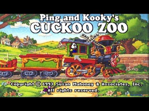 Pong & Kooky's Cuckoo Zoo gameplay (PC Game, 1993)