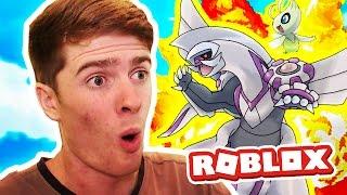 PALKIA & CELEBI! / Pokemon Legenden / Roblox Abenteuer