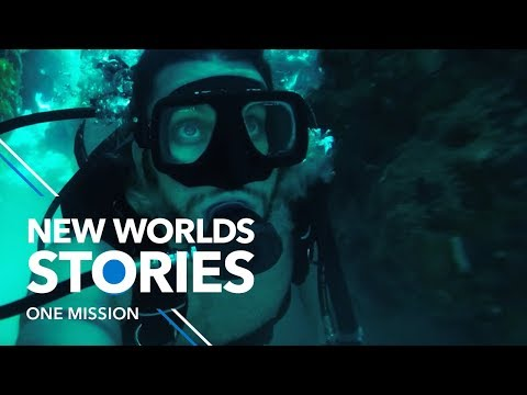 Booking.com: New worlds stories