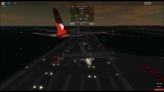 [ROBLOX] A320-200 Full flight!!!