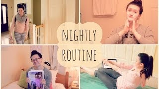 Aline's Nightly Routine | 2014 Thumbnail