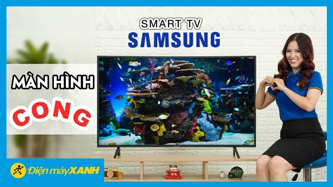Tivi Samsung: màn hình cong, 4K, chạy Tizen (UA55RU7300) • Điện máy XANH