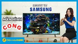 Tivi Samsung: màn hình cong, 4K, chạy Tizen (UA55RU7300) | Điện máy XANH