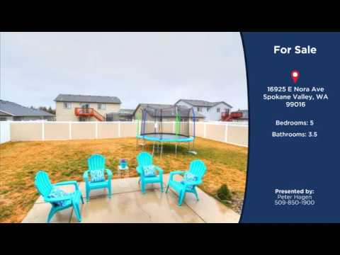 16925 E Nora Ave | Spokane Valley Home For Sale