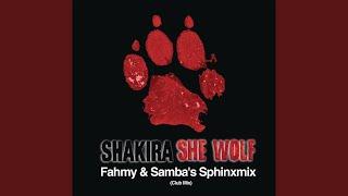 She Wolf (Fahmy & Samba's SphinxMix) (Club Mix)
