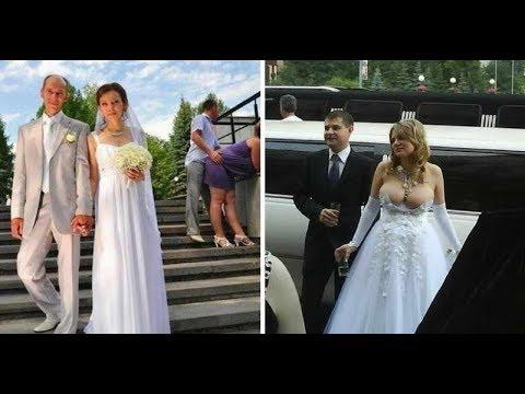 ქორწილში მომხდარი 5 გაუთვალისწინებელი და უცნაური შემთხვევა (ვიდეო)