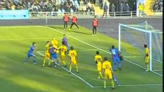 Буковина  Чернівці - Арсенал Київ 0-2 (КУ 1/8 фіналу,26.10.11)