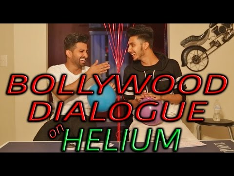 BOLLYWOOD DIALOGUE ON HELIUM! - DhoomBros