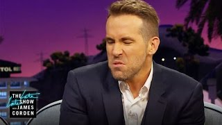 Ryan Reynolds Stepped Into a Horse