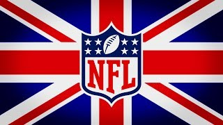 🏈 Do the British actually like the NFL? 🇬🇧  American Football in London Vlog Video