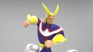 AllMight Toy