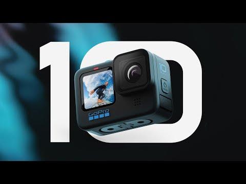 GoPro: Introducing HERO10
