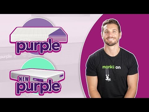 Original vs NEW Purple Hybrid 2-3-4 Mattress (2019 UPDATE)