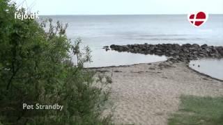 Strandvielfalt zwischen Juelsminde und dem Vejle-Fjord