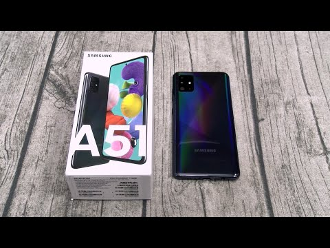 "Samsung Galaxy A51 ""Real Review"""