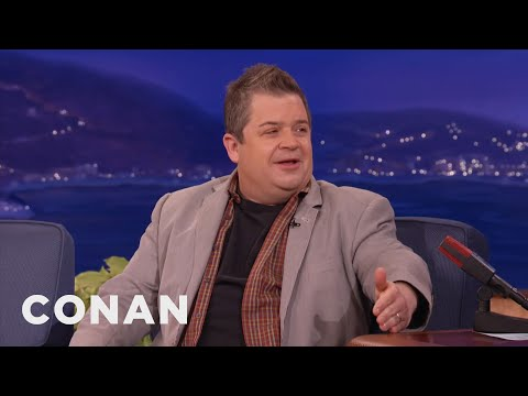 "Patton Oswalt's Stomach Flu Is Like ""The Hobbit"""