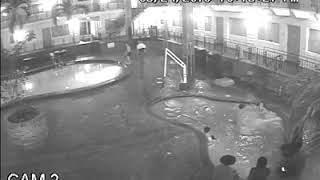 WARNING: GRAPHIC VIDEO: A little boy in Florida went face down in a jacuzzi and nearly drowned. Poli