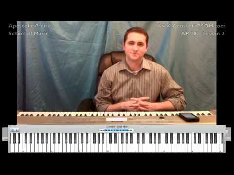 gospel keyboard Archives - Apostolic Praise School of Music