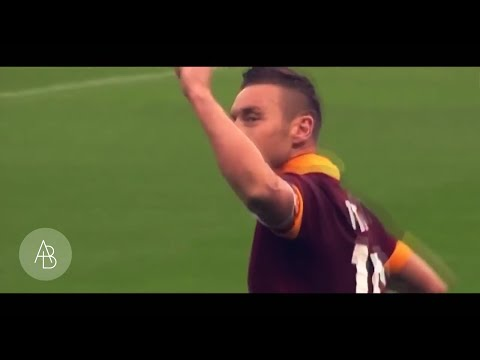 Francesco Totti - King of Rome - 1993 - 2016 - HD